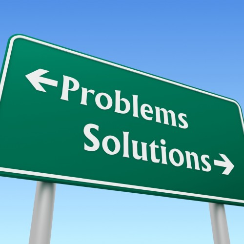 Problems-SolutionsSign