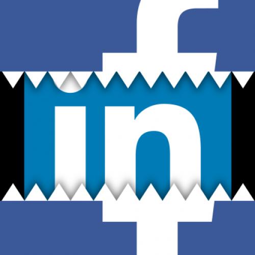 Recruitment on Facebook & Linkedin