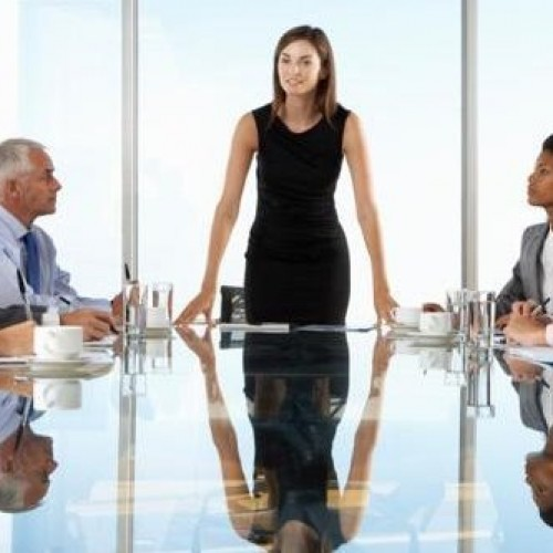 Female executives