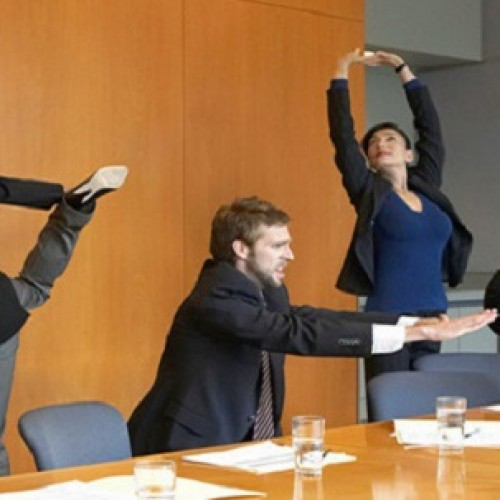 Employee, exercise, health and wellbeing in the workplace