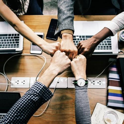 Teamwork - the key to success