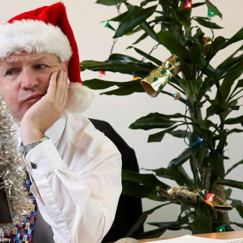 Time off over Christmas